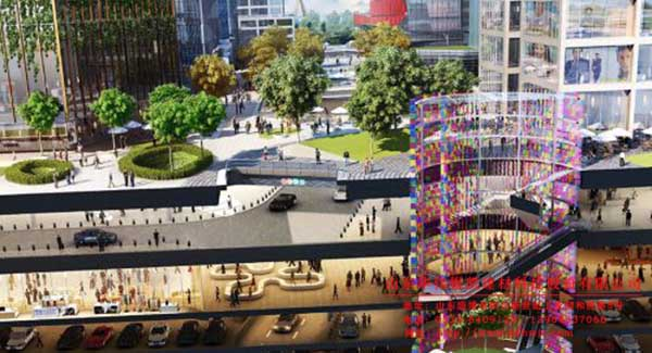 """2020杭州变成""""地下之城""""-山东华伟建材"""