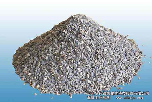 砂石骨料质量对竞技宝官网性能的影响